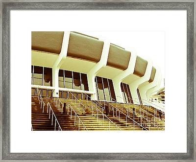 Walk Of Champions Framed Print by Craig Pearson