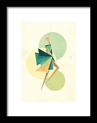 Fashion Framed Prints