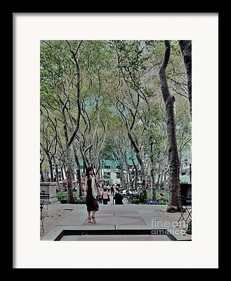 Bryant Artworks Digital Art Framed Prints