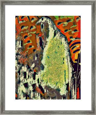 Walk With Birds Framed Print by YoMamaBird Rhonda
