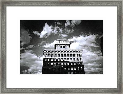 Walker Building Framed Print