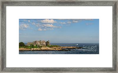 Walker's Point Framed Print by Adrian LaRoque