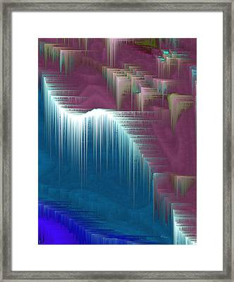 Walking On Air Framed Print