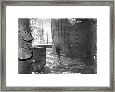 Walks Of Life Framed Print by Trevor Garner