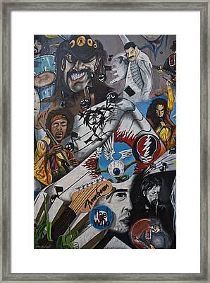Wall-art 001 Framed Print
