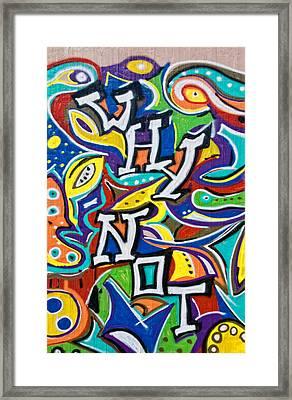 Wall-art 025 Framed Print by Joachim G Pinkawa