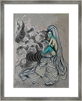 Wall-art Framed Print