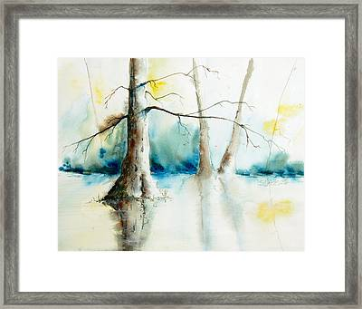 Wall Doxey 11 Framed Print