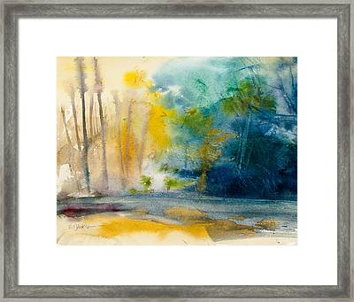 Wall Doxey 5 Framed Print