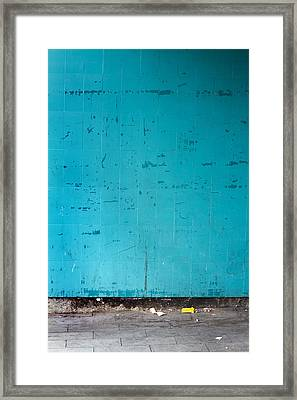 Wall Framed Print by Fizzy Image