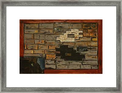 Wall Framed Print by Sergey Matveev