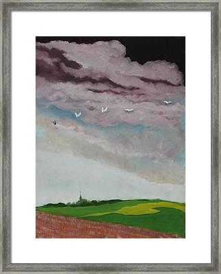 Wallonia 2 Framed Print