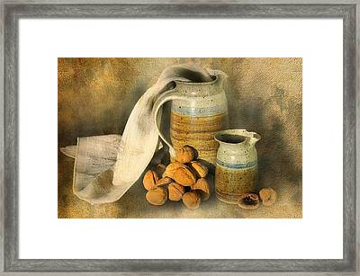 Walnut Grove Framed Print by Diana Angstadt