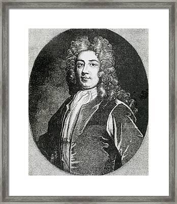 Walpole, Sir Robert (houghton Framed Print by Prisma Archivo