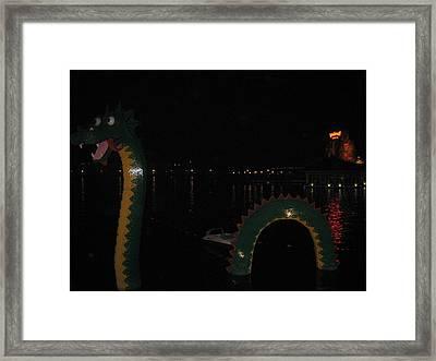Walt Disney World Resort - Downtown Disney - 12122 Framed Print by DC Photographer