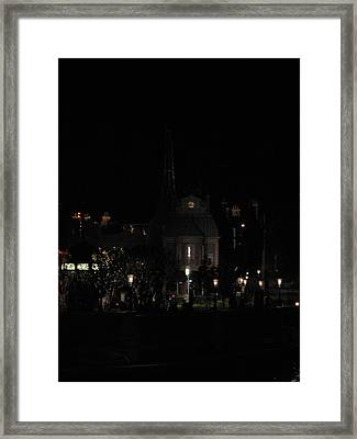 Walt Disney World Resort - Epcot - 121222 Framed Print by DC Photographer