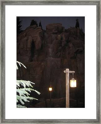 Walt Disney World Resort - Epcot - 121233 Framed Print by DC Photographer