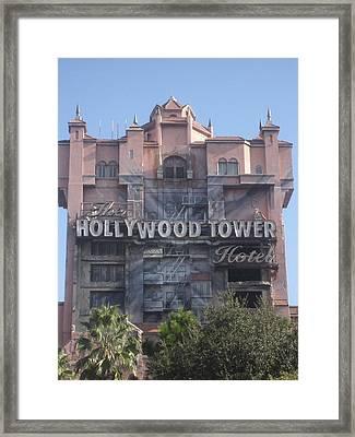Walt Disney World Resort - Hollywood Studios - 121225 Framed Print by DC Photographer