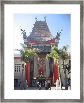 Walt Disney World Resort - Hollywood Studios - 121226 Framed Print by DC Photographer
