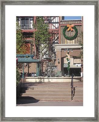 Walt Disney World Resort - Hollywood Studios - 121231 Framed Print by DC Photographer