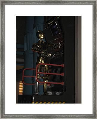 Walt Disney World Resort - Hollywood Studios - 12124 Framed Print by DC Photographer