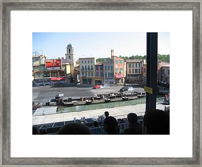 Walt Disney World Resort - Hollywood Studios - 12128 Framed Print by DC Photographer