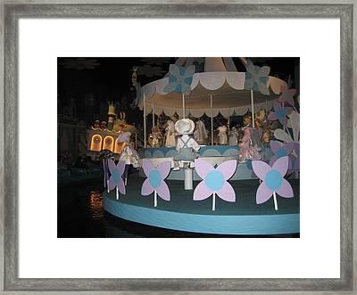 Walt Disney World Resort - Magic Kingdom - 1212122 Framed Print