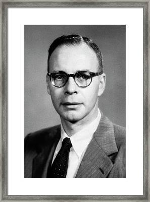 Walter H. Sheldon Framed Print