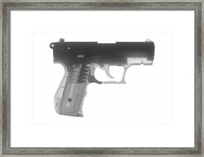 Walther P22 Framed Print by Ray Gunz