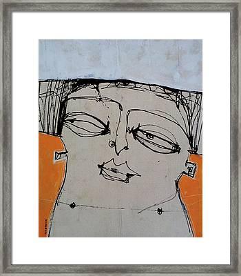 Wanderer No. 3 Framed Print