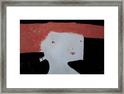 Wanderer No. 8 Framed Print