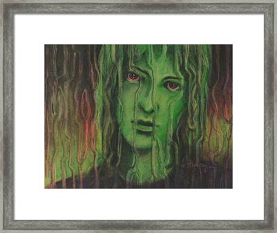 Wanting In Framed Print by Debra Lynn Birchell