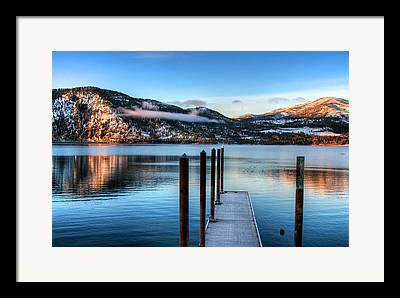 Wapato Framed Prints