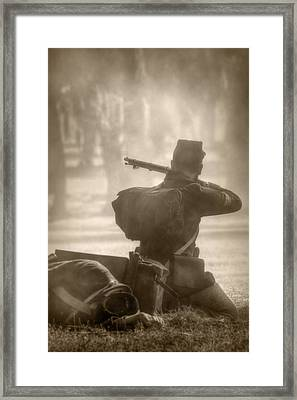 War Framed Print by Nikolyn McDonald
