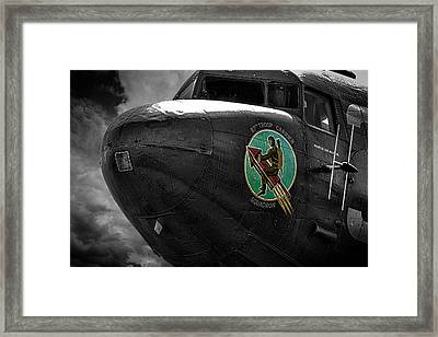 War Planes Framed Print by Martin Newman