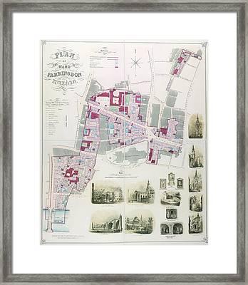 Ward Of Farringdon Framed Print