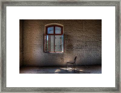 Warm Cahir Framed Print by Nathan Wright