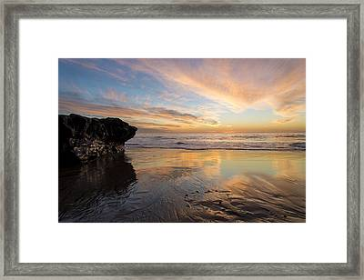 Warm Glow Of Memory Framed Print