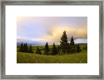Warm The Soul Framed Print by Chad Dutson