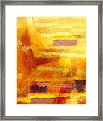 Warm Winds Framed Print
