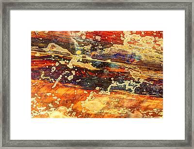 Warmth Framed Print by Heidi Smith