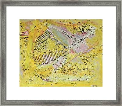 Warmth Of Angels Framed Print by Hari Thomas