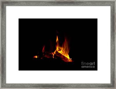 Warmth Framed Print