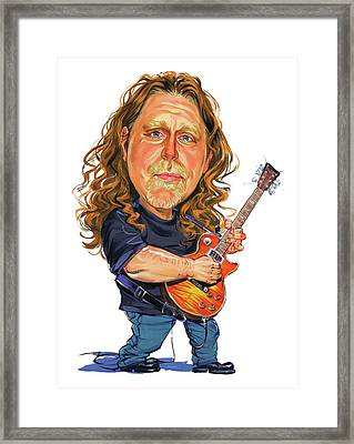 Warren Haynes Framed Print by Art