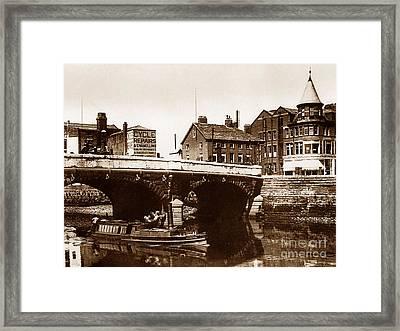 Warrington England Framed Print by The Keasbury-Gordon Photograph Archive