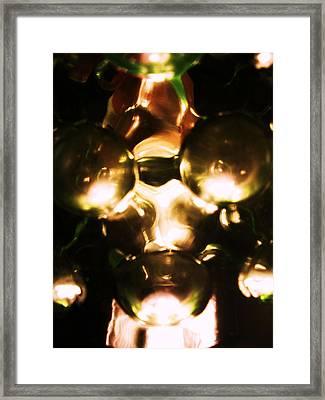 Warrior Of Light Framed Print by S Patrick Hagen