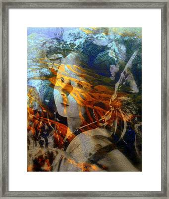 Warrior Spirit Framed Print