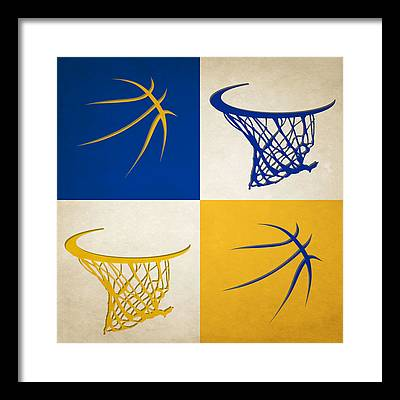 National Basketball League Framed Prints