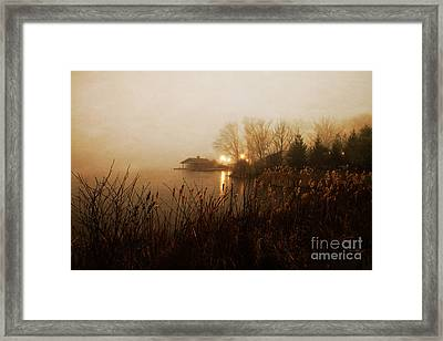 Was It A Dream Framed Print