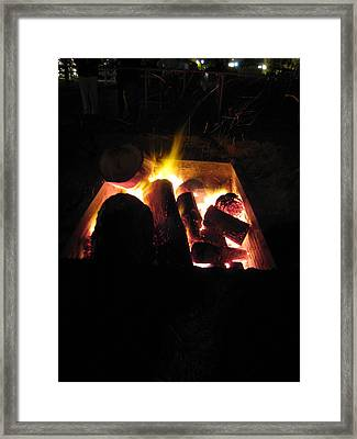 Washington Dc - Christmas At The Ellipse - 12128 Framed Print